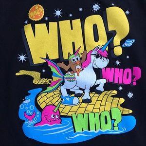 "WWE Shirts - WWE New Day ""Who Who Who"" Tee"